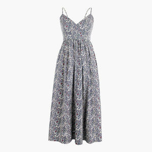 J.Crew Dress Liberty June's Meadow print NWT